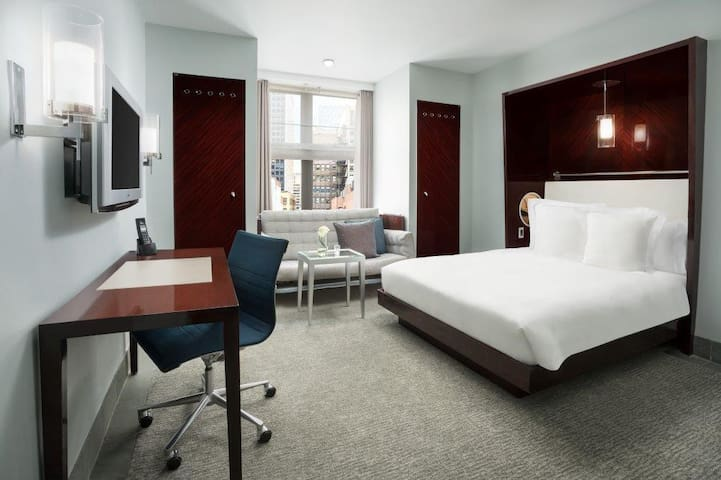 Midtown Manhattan - Private room