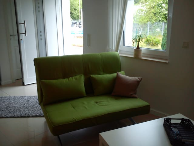 Kl. Apartment im Grünen - Oerlinghausen - Departamento