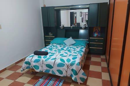 Cálido y céntrico hospedaje en Tehuacán