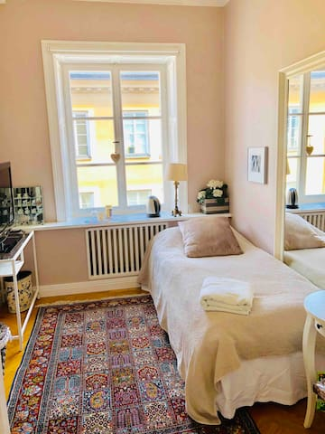 The best location in Stockholm city