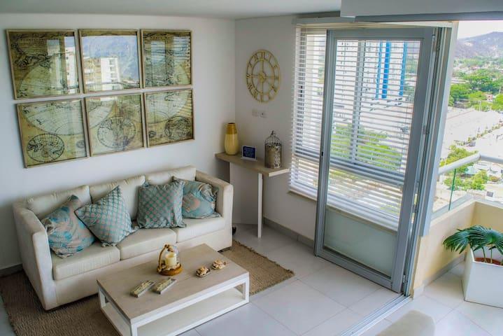 Santa Marta - Nuevo, apartamento de lujo