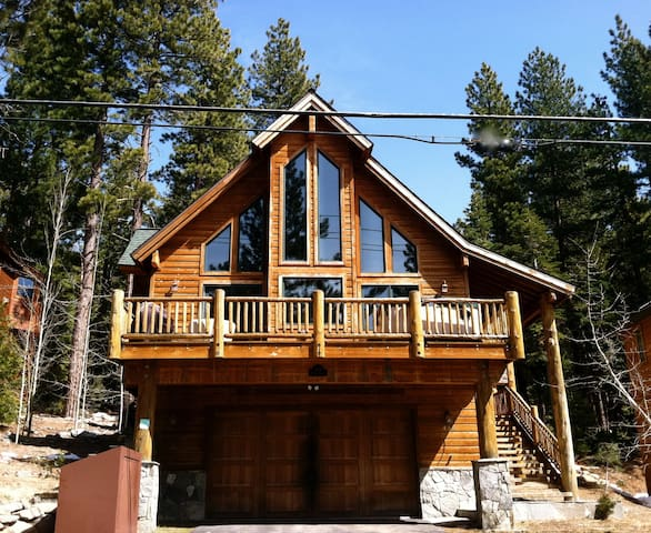 Stunning Lake View Chalet.  Hot Tub, 3BR, 3BA