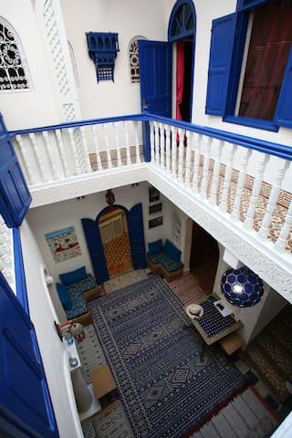 Riad Terre d'Azur - Bienvenus chez vous!