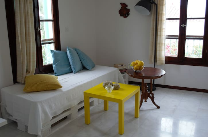 Spetses town sunny studio - Spetses - Appartement