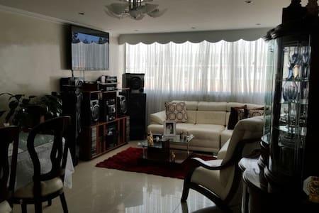 Espacio tranquilo y agradable - Bogotá - Apartamento