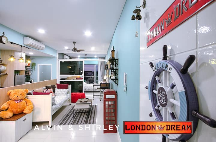 London Dream @ Imago KK @ 哥打基纳巴卢
