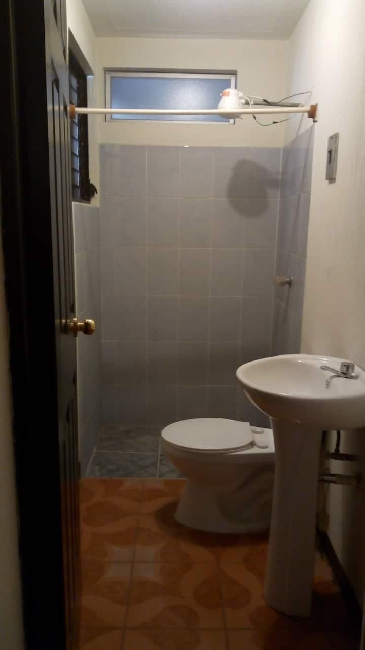 Apartamento para 1 o 2 personas