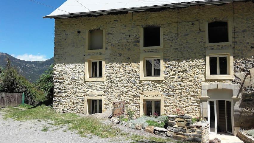 chambres d hotes du villaret - Saint-Vincent-les-Forts - Guesthouse