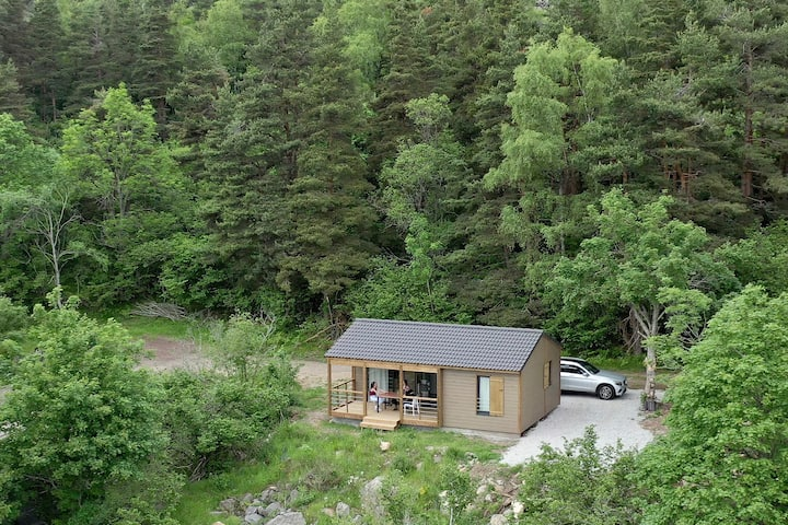 Fully equipped premium family chalet