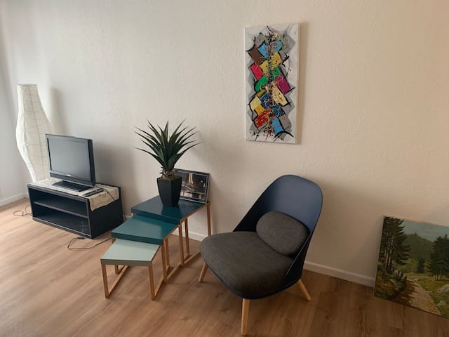 Studio confortable au centre ville parfait pour 2