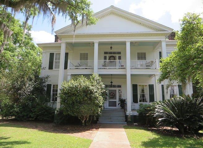 Southern Plantation Getaway - Monticello - Hus