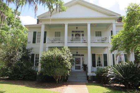 Southern Plantation Getaway - Monticello - Huis