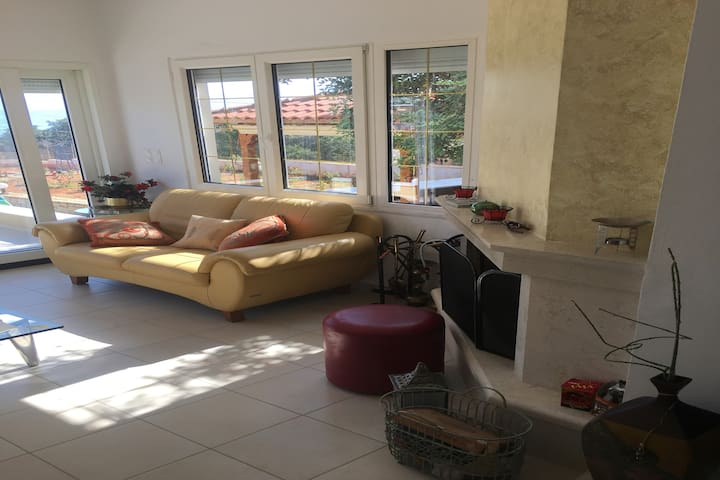 Luxury Holiday House in Stalis