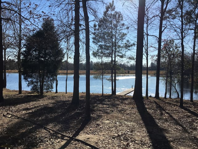 Stunning views on equestrian estate - Aiken