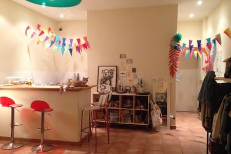 Studio de charme en plein centre-ville - Lyon