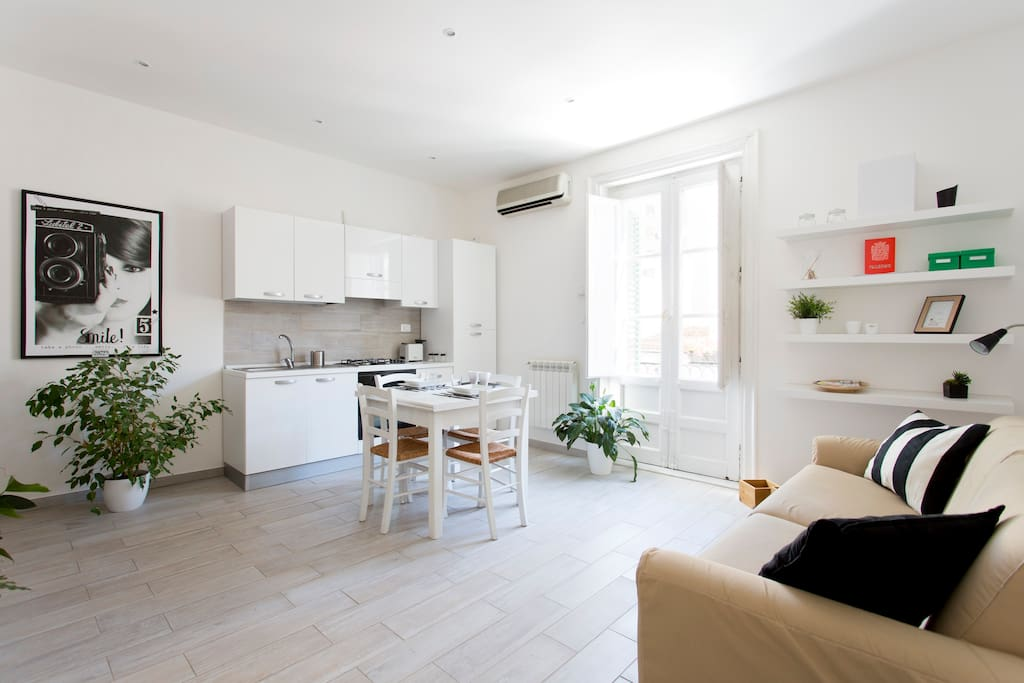 Appartamento n 24 palermo appartamenti in affitto a palermo for Appartamenti in affitto a palermo arredati