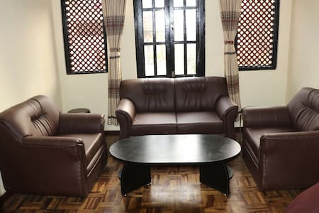 2 bed rooms  with Balcony boutique Apartment