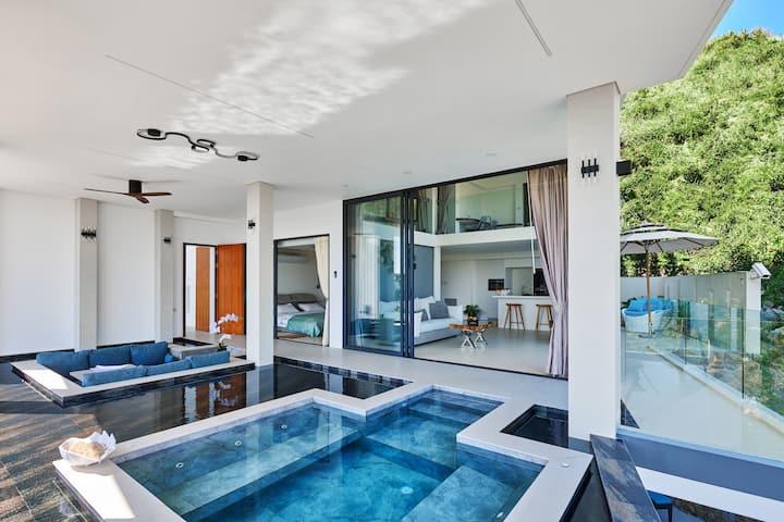 Magic View Private Spa Suite 2 bedroom