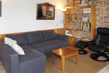 90 m² Holiday home in Locquirec