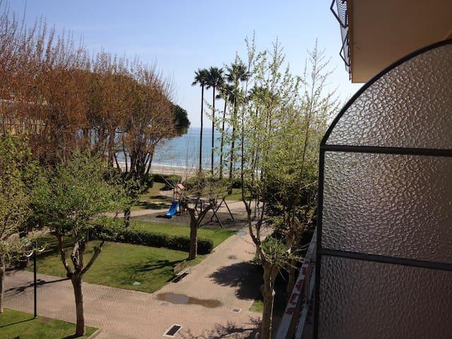 A 20 mt dal mare con terrazzino vista mare - Marina di Andora - Appartement