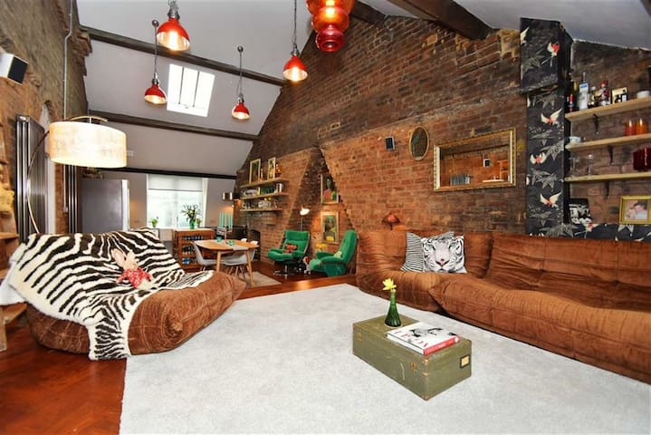 Loft 10 -  Newcastle's New York Style Penthouse - Newcastle upon Tyne - Apartment
