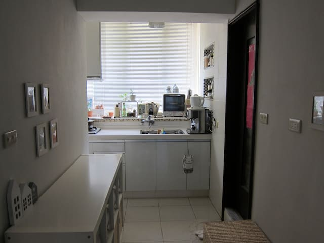 Near NCCU,MRT&Park, Mucha Old House 2F - Wenshan District - Leilighet