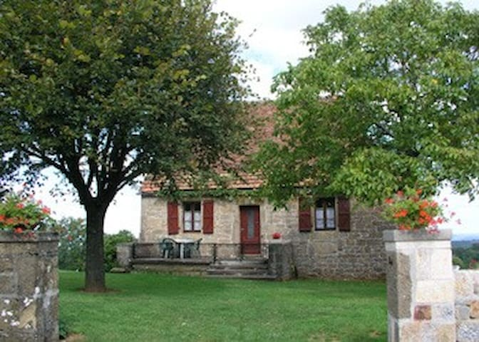 Petite maison en Quercy - Miers - House