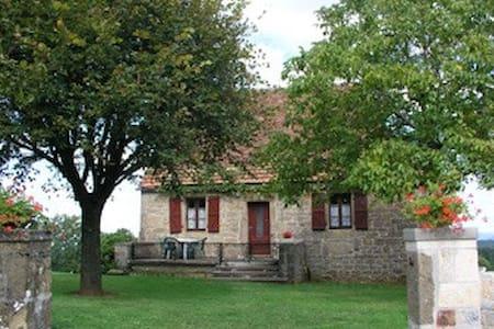 Petite maison quercinoise - Miers