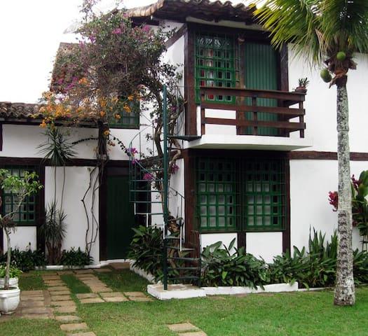Casa típica muy cerca de la playa