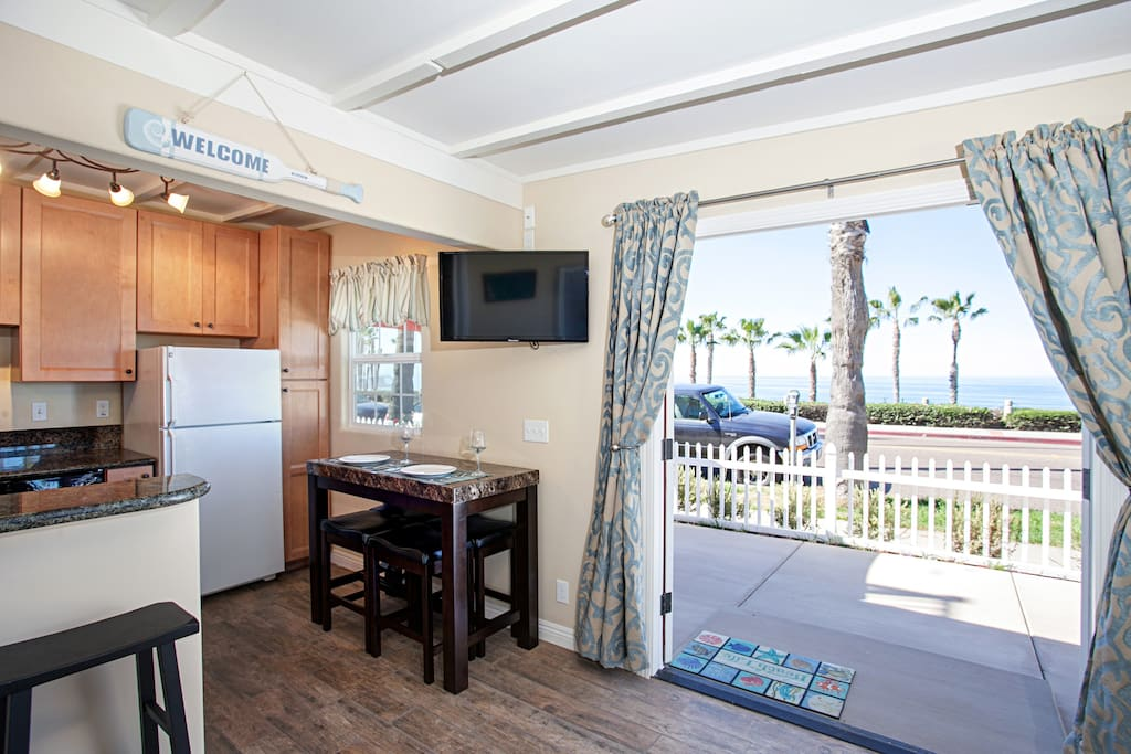 Steps to beach ocean view unit a apartments for rent One bedroom apartments in oceanside ca