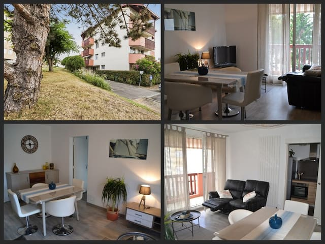 Appart.  T2, 48m² , proche complexe thermal a Dax