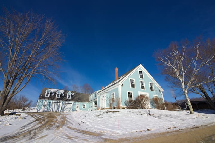 The Farmhouse at Woods Hill