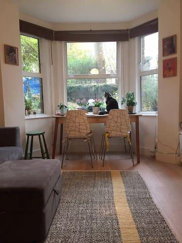 Sara's cosy flat