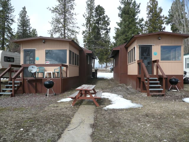 Sportsman's River Retreat cabins