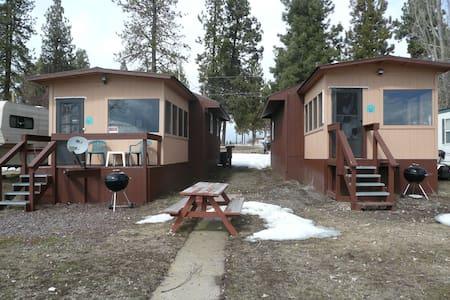 Sportsman's River Retreat cabins