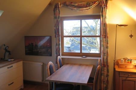 Comfortable, cosy, complete appartment - Langenberg