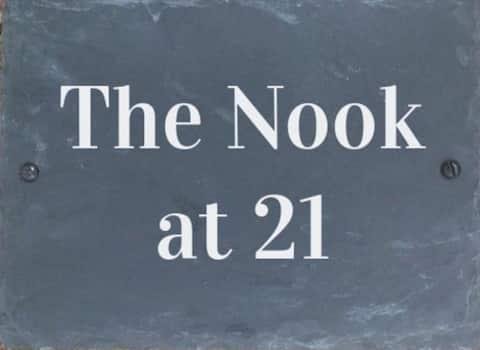 The Nook w wieku 21 lat - wyjątkowe małe miejsce!