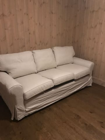 Sovesofa for to personer