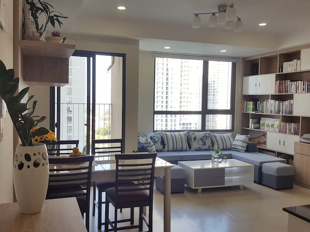 Homestay Modern Designed Apartment in District 2 - Ho Chi Minh City - Apartamento