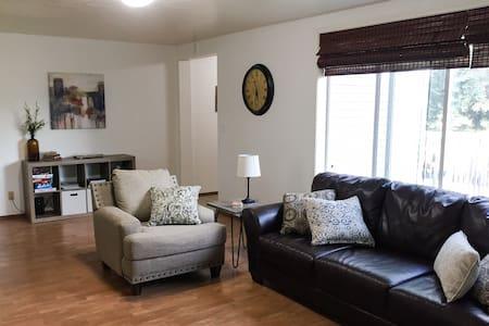 Modern 2 Bedroom Apartment in Devils Lake