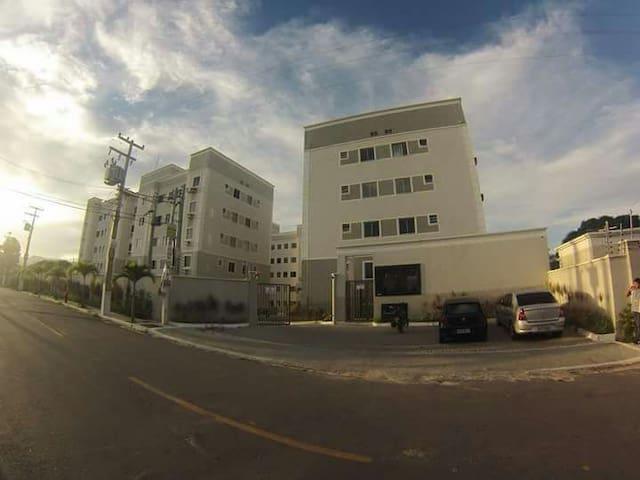 Sua hospedagem em Maracanaú - Maracanaú  centro - Квартира