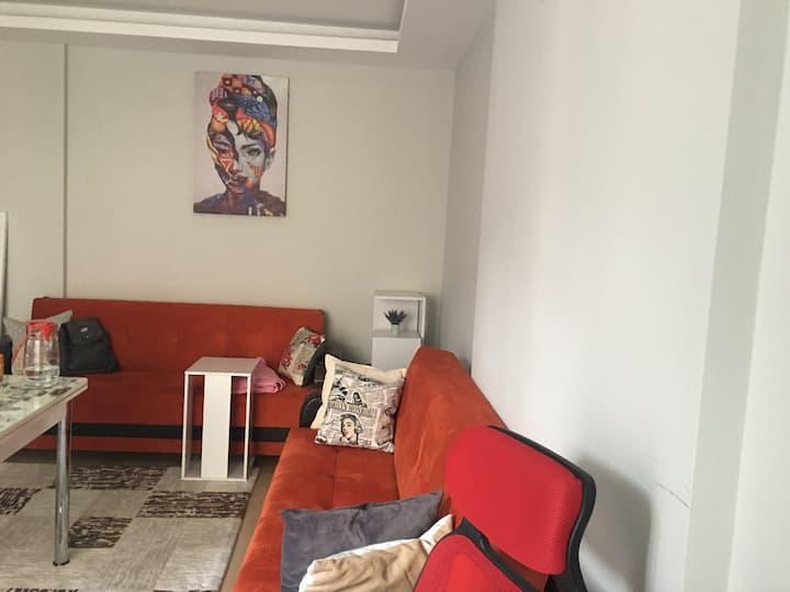 A Room Close to Ümraniye Çarşı Subway-For females