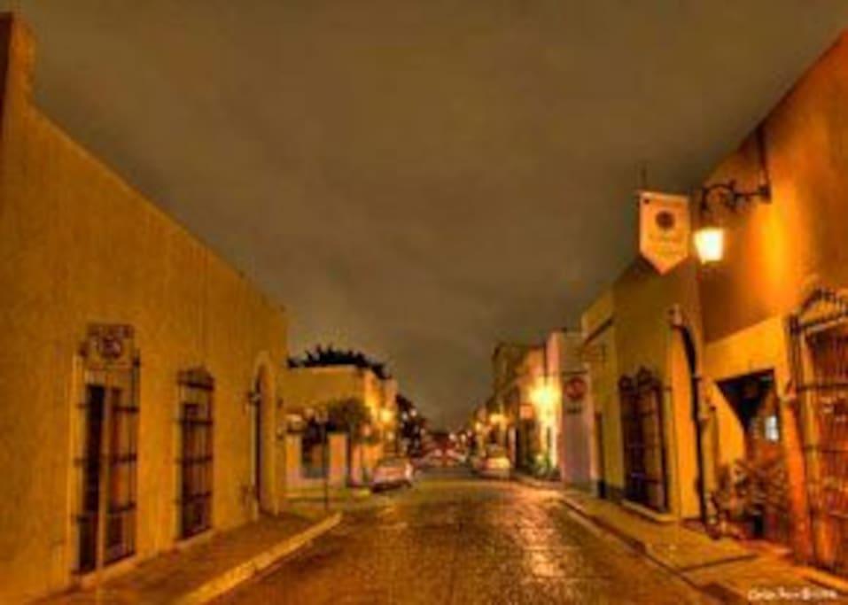 Tranquilidad en nuestras calles