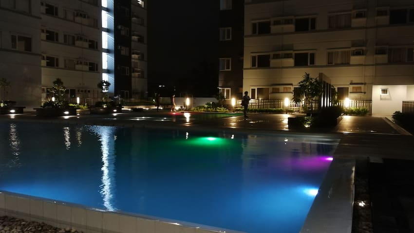 Davao City Center Avida Towers Condo with a View