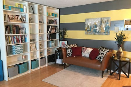GREAT LOCATION! MASTER SUITE-CLOSE TO NYC AND EWR - Linden - Apartmen