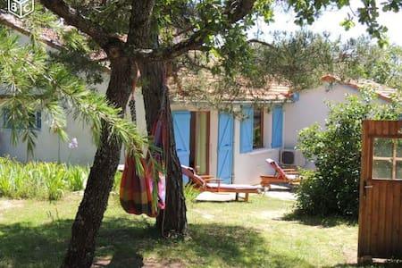 Maison à Viens avec jardin et piscine - Viens