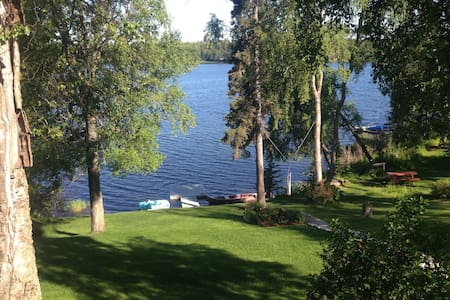 Mary's LakeHouse - The Mauve Room - Bed & Breakfast