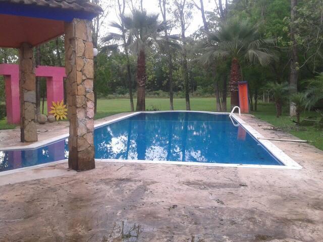 quinta en la cascara allende/montem - Allende - Villa