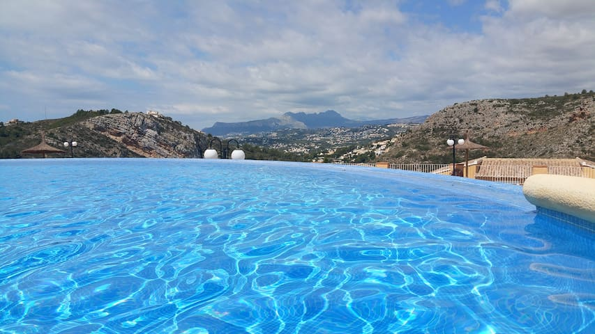 Beautiful Apartment in Benitachell - Benitachell - Apartamento