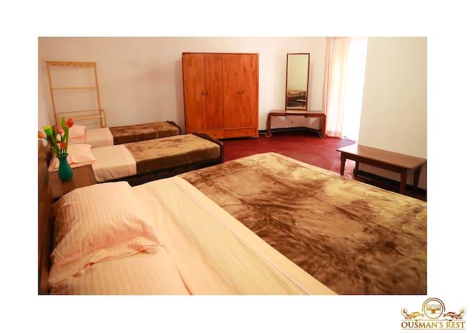 Ousman's Rest - Bandarawela - Departamento